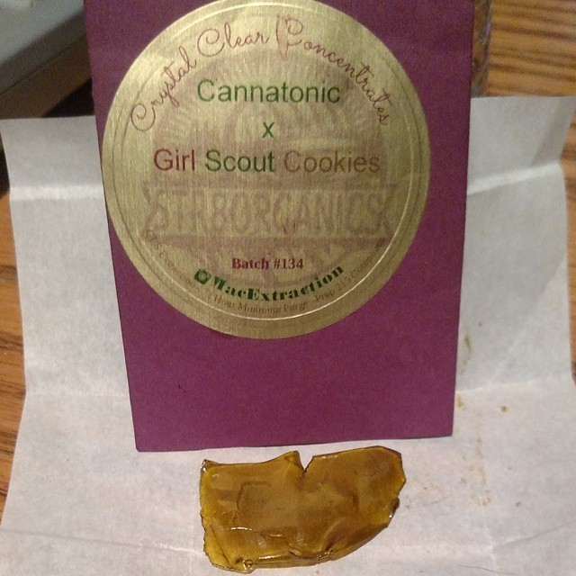 Image of Cannatonic x Girl Scout Cookies